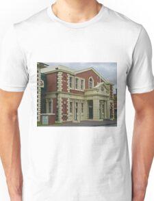 Surpeme Court Building, Launceston, Tasmania, Australia Unisex T-Shirt