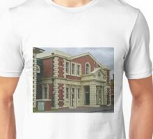 Surpeme Court Building, Launceston, Tasmania, Australia Unisex T-Shirt