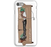I'd like to talk to you... I hope you answer iPhone Case/Skin