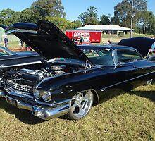 1959 Cadillac by TGrowden