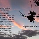 Clouds: Sympathy card by sarnia2