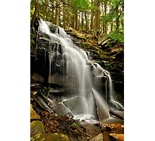 LOWER DUTCHMAN FALLS  Photographic Print