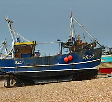 Fishing Boat RX256 by davesphotographics