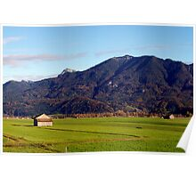Oberbayern 01 Poster