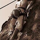 Bryan's Climb by Brittany Schneider