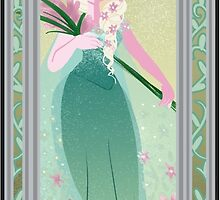 Saisons de Arendelle Spring by Shelby  Wolf