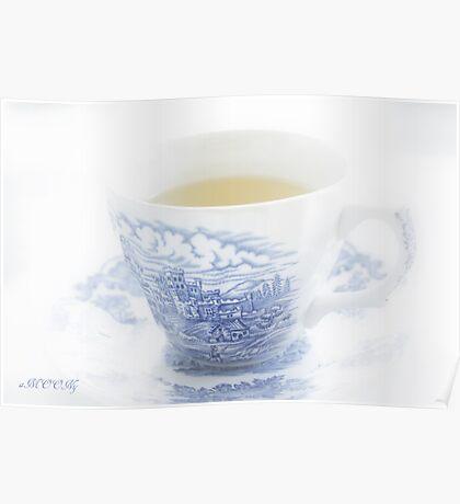 Morning tea Poster