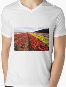 Table Cape Tulip Farm, Tasmania, Australia T-Shirt