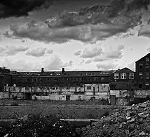 Royal Doulton Factory - Take 1 by David J Knight