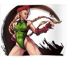Cammy  Poster