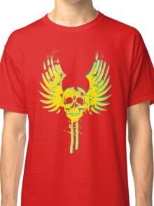 Skull with wings Classic T-Shirt