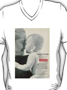Brighten the Day with Ritalin 1957 T-Shirt