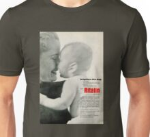 Brighten the Day with Ritalin 1957 Unisex T-Shirt