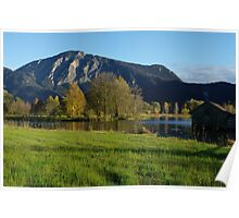 Mount Jochberg 02 Poster