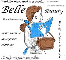 Belle  by ebrownspence