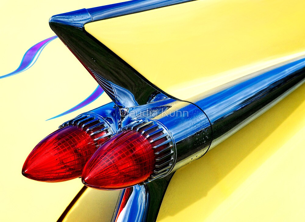 Caddy Rockets by Claudia Kuhn
