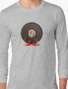 The Death of Vinyl Long Sleeve T-Shirt