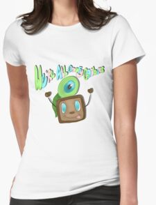 We are all goofy goobers! Womens Fitted T-Shirt