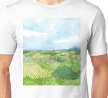 Tuscan Rose Unisex T-Shirt