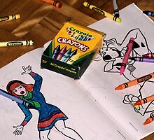 Wanna Color? by KrysM