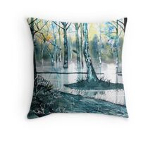 The Uncommon Common - Skipwith Throw Pillow