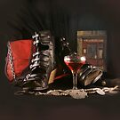 Designer Shoes...........for moi!!!!!! by Brenda Dow