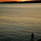 Breakwater Fisherman by eleveneleven