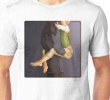 Bagginshield - Holding Kiss Unisex T-Shirt