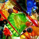 The Colors and Textures of Glass by paintingsheep