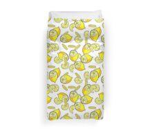 Lemon pattern.  Duvet Cover