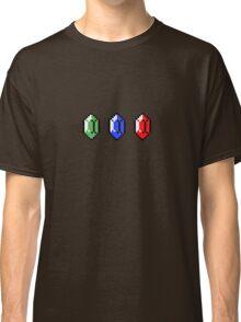 8 Bit Rupees Classic T-Shirt