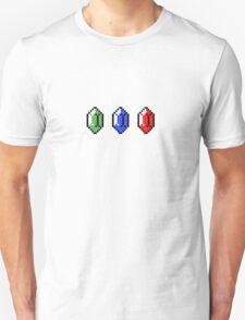 8 Bit Rupees Unisex T-Shirt