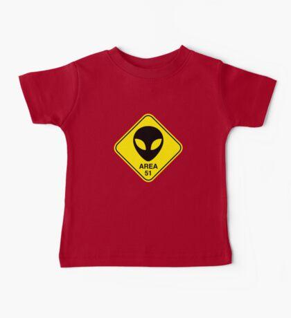 Area 51 Baby Tee