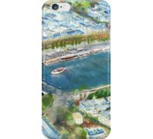 Cruising the Seine iPhone Case/Skin