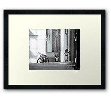 looking for summer  Framed Print