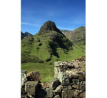 Glencoe. Photographic Print