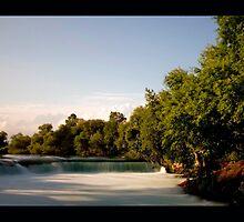 Manavgat waterfall by rafal drangowski