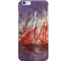 Red Sails iPhone Case/Skin