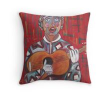 il cantore Throw Pillow