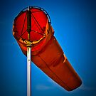 Windsock by Peter Maeck