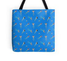 Swimming day Tote Bag