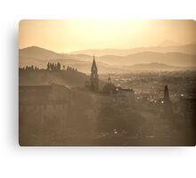 Florence dream  Canvas Print
