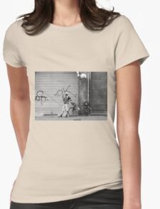 Pictures of you  Womens Fitted T-Shirt