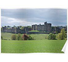 Alnwick Castle Poster