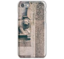 The lions den  iPhone Case/Skin