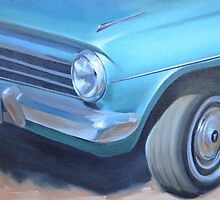 At Manly   Feat. 64 EH Holden by RosaFedele