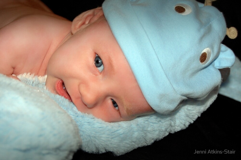 Baby Connor by Jenni Atkins-Stair