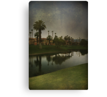 Desert Luxury Canvas Print