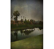 Desert Luxury Photographic Print
