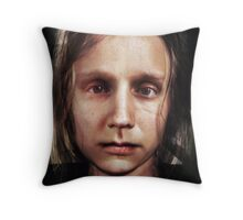 Where have I seen you before ? Throw Pillow